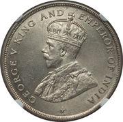 1 dollar - George V -  avers