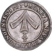 ⅔ Thaler (1 Gulden) – avers