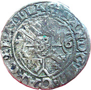 2 kreuzer Jean IV de Manderscheid-Blankenheim – avers