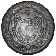 1 kreutzer Louis René Édouard de Rohan-Guéméné – avers