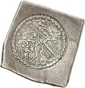 40 Kreuzer - Georg von Brandenburg (Klippe; Siege currency) – avers