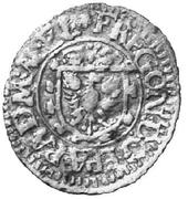 1 Kreuzer - Franz Egon von Fürstenberg – avers