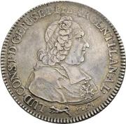 1 Thaler - Louis Constantin de Rohan – avers