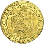 1 Ducat - Leopold Wilhelm von Österreich – avers