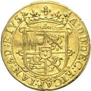 1 Ducat - Leopold Wilhelm von Österreich -  avers