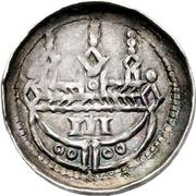 1 Pfennig - Kuno – revers