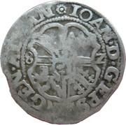 3 kreutzer Jean IV de Manderscheid-Blankenheim – avers