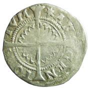 2 kreuzer, 1 vierer type à la croix et au lys (Légende latine) – revers