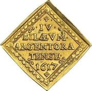 2 Ducat (Centennial of the reformation; Klippe) – avers