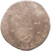 1 Pfennig au Lis et à l'Écu – revers