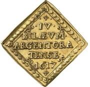 1 ducat (Centennaire de la réformation; Klippe) – avers