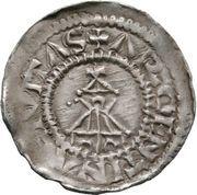 1 Denar - Otto I. -  revers