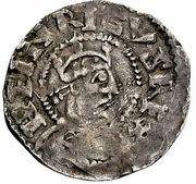1 Pfennig - Heinrich II. – avers