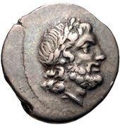 Hemidrachm - Dionysodoros (Stratonikeia) – avers