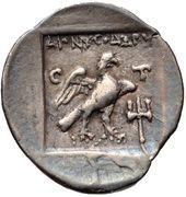 Hemidrachm - Dionysodoros (Stratonikeia) – revers