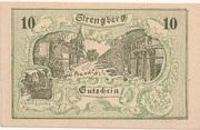 10 Heller (Strengberg) -  avers