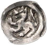 1 pfennig Duc Friedrich le Beau (Graz) – avers