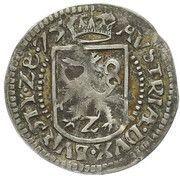 2 kreuzer Charles II Francois d'Autriche (Graz) – revers
