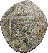 1 pfennig Charles II Francois d'Autriche – avers