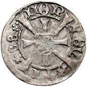 1 kreuzer Frédéric III (Graz) – revers