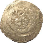 1 pfennig Albert I (Graz) – revers