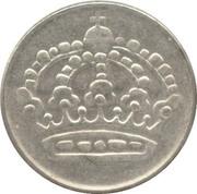 50 öre Gustaf VI Adolf -  avers