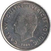 1 krona Guerre Finlandaise -  avers