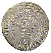 1 Öre - Gustav Vasa (Type I) – avers