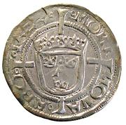 1 Öre - Gustav Vasa (Type I) – revers