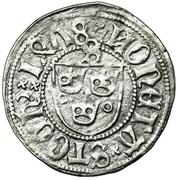 Örtug - Sten Sture the Elder (Regency; Stockholm mynt) – revers