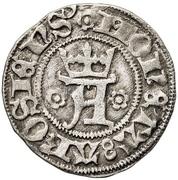 Örtug - Sten Sture the Elder (Regency; Västerås mynt) – revers