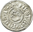½ Örtug - Sten Sture the Elder (Regency; Västerås mynt) – avers
