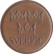 5 öre Gustaf VI Adolf -  avers