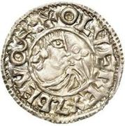 1 Denar - Olof Skötkonung (Sigtuna; struck by Snelling) – avers