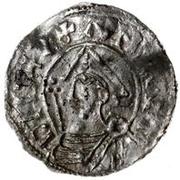1 Denar - Anund Jacob (Sigtuna) – avers