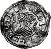 1 Denar - Olof Skötkonung / Imitating Cnut the Great, 1016-1035 (Sigtuna) – avers