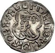 1 Denar - Anonymous / Imitating Cnut the Great, 1016-1035 Sigtuna – avers