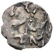 1 Penning - Magnus IV Ericson – revers