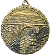 Medal - Skuru Idrottsklubb -  avers