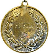Medal - Skuru Idrottsklubb -  revers