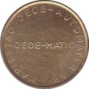 Jeton automatique - Jede-Matic (Mariestad) – avers