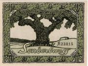 1 Mark (Süderholz) – revers