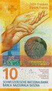 10 Francs (9ème série) – avers