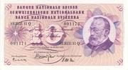 10 Francs (5ème série) – avers