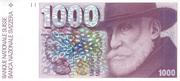 1000 francs (6ème série) -  avers