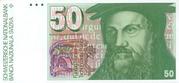 50 francs (6ème série) – avers