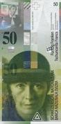 50 francs (8ème série) -  avers