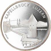 20 francs Pont de la Chapelle -  avers