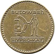 Jeton de lavage automatique - Autowash Hypromat (32 mm) – avers
