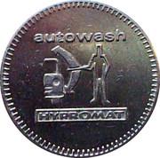 Jeton de lavage automatique - Autowash Hypromat – avers